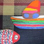 Žygimanto akmeninės laivo burės ir Jono žuvelė