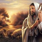 Simon Dewey - The Good Shepherd