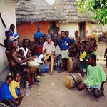 Sangbarala/Hamana/Guinea/Westafrika