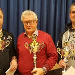 Sieger Herren v.l.n.r.: Thomas Nitschke (2.); Wolfgang Münzenberg (1.); Carsten Mol (3.)