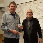 """Onno Hinrichs Sieger der """"Ewigenliste"""" 2013-2019"""