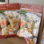 乳酸菌納豆菌発酵パウダー配合 おいしい納豆菌チーズ(おやつ)