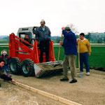 1992 Baubeginn der 2. Stockbahn