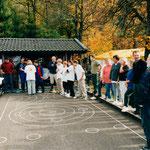 Mini Tigers bei der Dorfmeisterschaft 2000