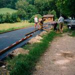 1992 Fertigstellung der 2. Stockbahn