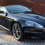 Fotovorlage Aston Martin DB8