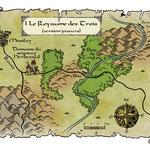 Plan pour un jeu de rôle (Le Maître du Donjon - éd. Larousse)