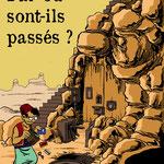 Affiche pour un projet pédagogique avec le Centre Paris Lecture