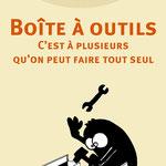 Couverture d'une plaquette à destination des animateurs de bibliothèques scolaires de la ville de Paris