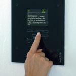 Pelletofen Touchcontrol