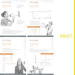 Mise en page d'un bilan d'audit pour le studio POLYPHASE