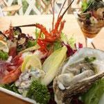 魚介の海鮮カクテル