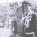 1995 Antonius Becker und Frau Cilly, Mecklinghausen