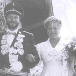 1996 Werner Ledderboge und Frau Gudrun, Helden