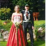 2008 Thomas Besting und Frau Gundula Wäller, Helden/Oberkirchen