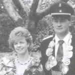 1993 Meinolf Besting und Frau Sabine, Helden