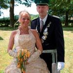 2009 Liborius Besting und Frau Christina, Niederhelden
