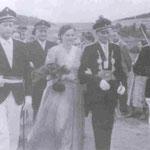 1956 Hermann Schulte und Frau Anneliese, Helden