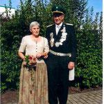2006 Wolfram Thöne und Frau Agnes, Helden