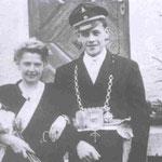 1951 Walter Wiffel und Frau Irmgard, Helden
