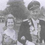 1973 Leo Grohs und Frau Renate, Niederhelden
