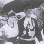 1964 Josef Droege und Rita Immekus, Repe