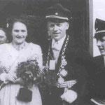 1955 Josef Erlhof und Frau Maria, Helden