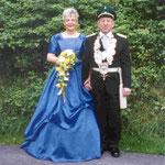 2000 Siegbert Rinscheid und Frau Magdalene, Berlinghausen