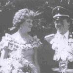 1991 Hubertus Rinscheid und Frau Ursula, Helden