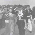 1978 Josef Gabriel und Frau Maria, Helden