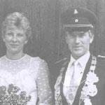 1982 Antonius Arens und Frau Christel, Helden
