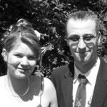 2005 Daniel Schulte und Denise Rokitte, Niederhelden/Heggen