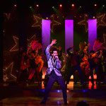 Christopher Ciraulo / ALL SHOOK UP / Elvis Show [AIDAblu]  pictured by wolf wrobel