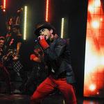 Christopher Ciraulo / HURRICANE / Rock Show [AIDAbella]
