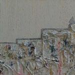 Aufwärts (62x64 cm, Acryl/Papier) verkauft