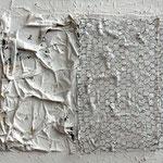 Knittergitter (42x49 cm, Acryl/Stoff/Metall)