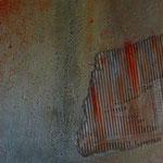 Geben und Nehmen 1 (40x40 cm, Acryl/Karton)