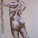 68 - dos d'homme - pastels 2015 sanguine