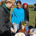 Wir feiern die BH Prüfung von Kiwi
