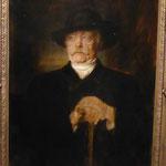 Franz von Lenbach, Bismarck, Germanisches Nationalmuseum Nürnberg