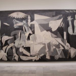 """Pablo Picasso """"Guernica"""", Museo Reina Sofia, Madrid"""