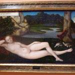 Lucas Cranach d. Ä., Museo Thyssen-Bornemisza, Madrid, Spanien