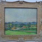 Paul Cézanne, Kelvingrove Art Gallery and Museum,  Glasgow, Schottland