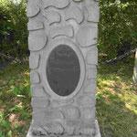 Sowjetisches Denkmal für den 1. Flieger Otto Lilienthal bei Stölln