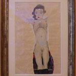 Egon Schiele, Museo Thyssen-Bornemisza, Madrid, Spanien