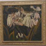 Ernst Ludwig Kirchner, ImEx, Stedeijk Museum, Amsterdam