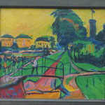 Erich Heckel, ImEx, Nationalgalerie Berlin