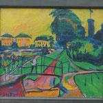 Erich Heckel, ImEx, Nationalgalerie Berlin