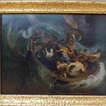 Petert Paul Rubens: Das Schiffswunder der Hl. Walburga, ca, 1611, Museum für Bildende Kunst, Leipzig