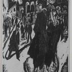 Ernst Ludwig Kirchner, ImEx, Kupferstichkabinett Berlin
